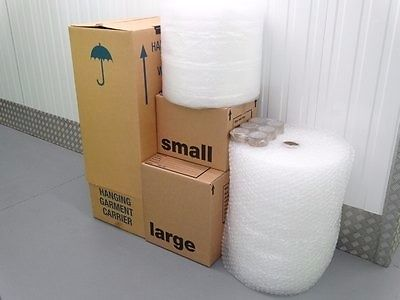 Packaging materials for house move in Bristol