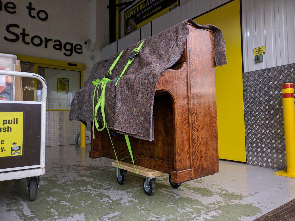 Piano moving company Bristol area