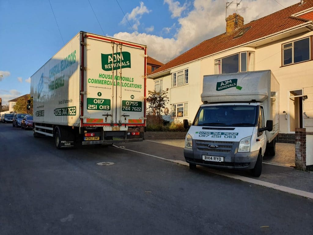 Home Moving Services in Bristol Area